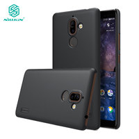 SFor Nokia 7 Plus Case Nillkin Frosted Shield Hard Cover Case voor Nokia7 Plus 6.0 inch