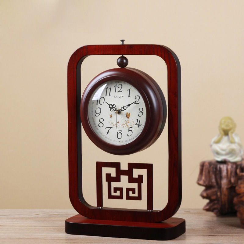 Double-sided wood table clock Digital-Watch Clock Reloj Saat Table Clocks reveil Masa Saati Relogio de mesa Despertador Digital