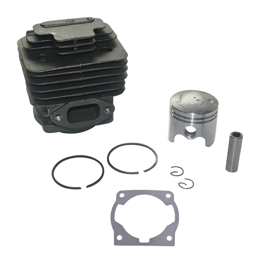 Cylinder & Piston Kit Fit Mitsubishi TL43 Engine 40mm W/10mm Pin