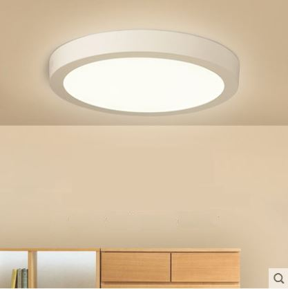 Downlight wall mounted panel light foyer home kitchen LED corridor aisle lights round ceiling porch lightsDownlight wall mounted panel light foyer home kitchen LED corridor aisle lights round ceiling porch lights