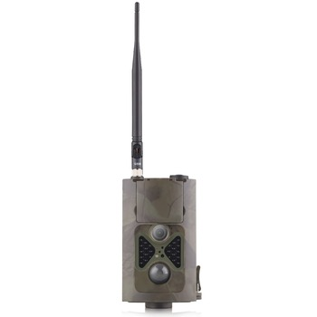 Wild Hunting Camera Cellular Mobile Trail Wildlife Cameras 2G MMS SMTP SMS 16MP 1080P Wireless  PhotoTrap HC550M 2