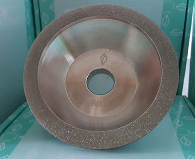 100mm Cup Diamond Grinding Wheel Grit 80-320 Tool Cutter Grinder cnbtr 15cm od cup bowl shape grinding wheel grit 150 cutting tool diamond width 1cm