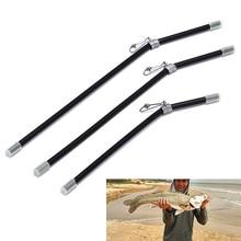 Черный l-образный соединитель для рыболовного баланса, штырь для рыбного питания, пластиковый шарнир аксессуар