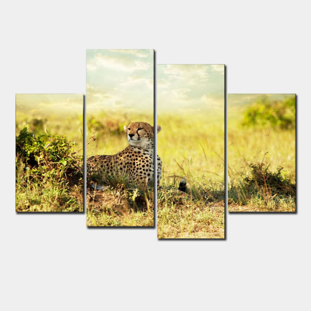 Modern Wall Art Home Decoration Printed Oil modular paintings ...