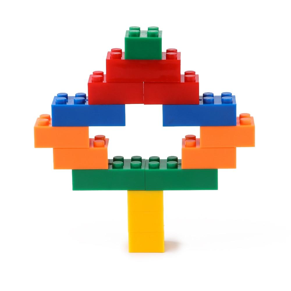 500pcs DIY Building Blocks Educational Toys Intelligence Development Blocks Set Gift for Children
