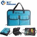 Сумка для инструментов PENGGONG 310*210*50 мм  водонепроницаемая сумка для инструментов электрика  Холщовая Сумка из ткани Оксфорд  органайзер  инст...