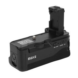 Image 2 - Mcoplus BG A7II Vertikale Batterie Griff Halter für Sony A7II A7S2 A7S A7M2 A7R2 A7R II als VG C2EM Kamera Meike MK A7II