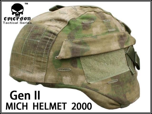 Helmet Cover helmet cloth Ver2 for MICH helmet TC-2000 ACH (Multicam ATFG ACU CB AT TAN) 1