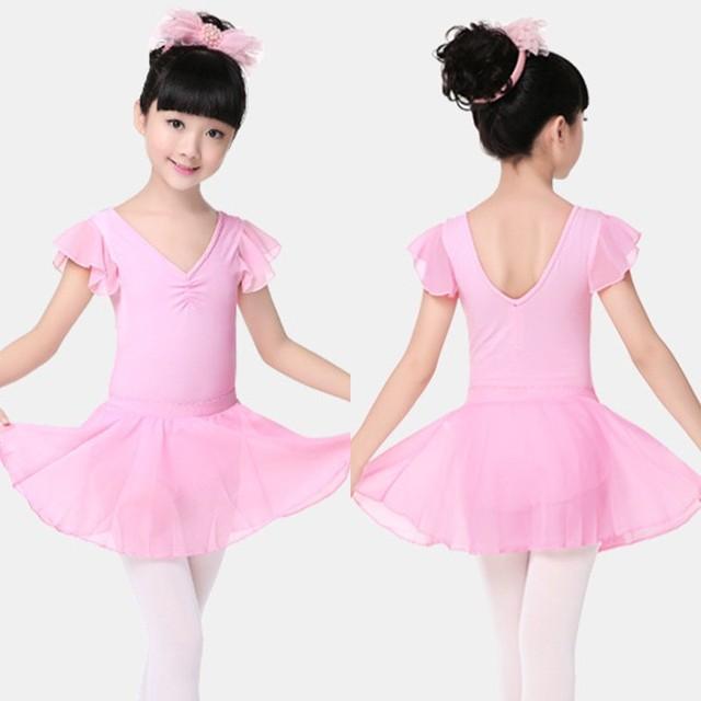 848b6272c6ad Girls Ballet Dresses Infant Toddler Children Ballet Tutu Dress ...