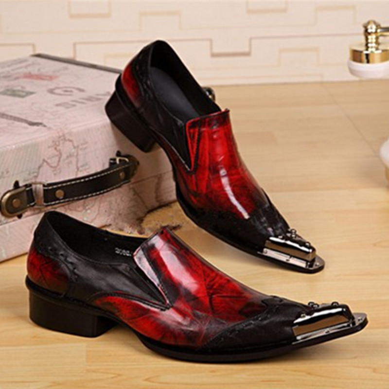Online Get Cheap Red Dress Shoes for Men -Aliexpress.com - Alibaba ...