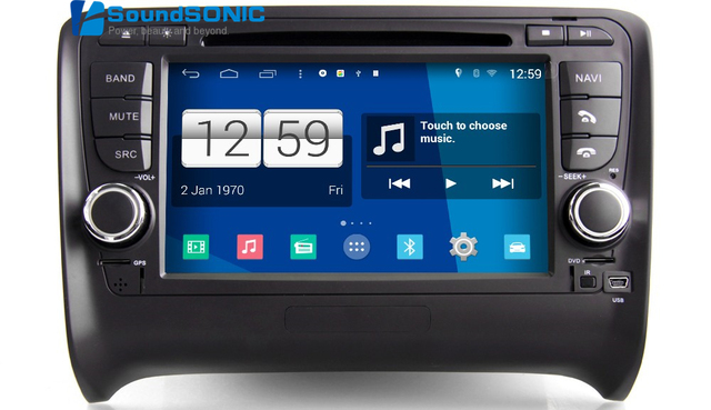 For Audi Tt Android 4 4 4 S160 Automotivo In Dash Car Pc Auto