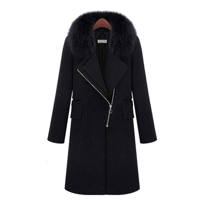 Compare Prices on Long Black Coat- Online Shopping/Buy Low Price ...