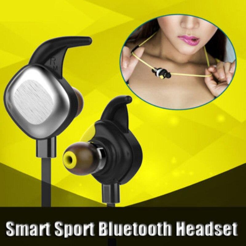 Morul U5 Plus Magnetic Headset IPX7 Wireless Bluetooth 4.1 Earphone Sport Headphone auriculares ear phones for iPhone xiaomi