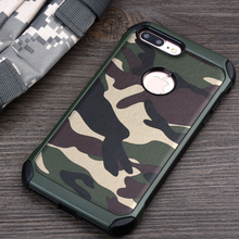 Camouflage Back cover for iPhone 7 Plus