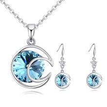Popular Swarovski Crystal Earrings Set-Buy Cheap Swarovski Crystal ...