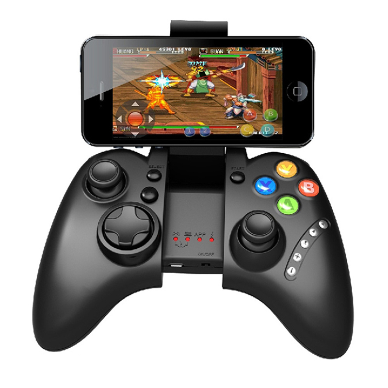 the latest 79e87 411b7 US $28.23 |Ipega Game Joystick Wireless Bluetooth Gamepad Handle Controller  for Android / ios / PC 9021 Game Player for Xiaomi iPhone-in Gamepads from  ...