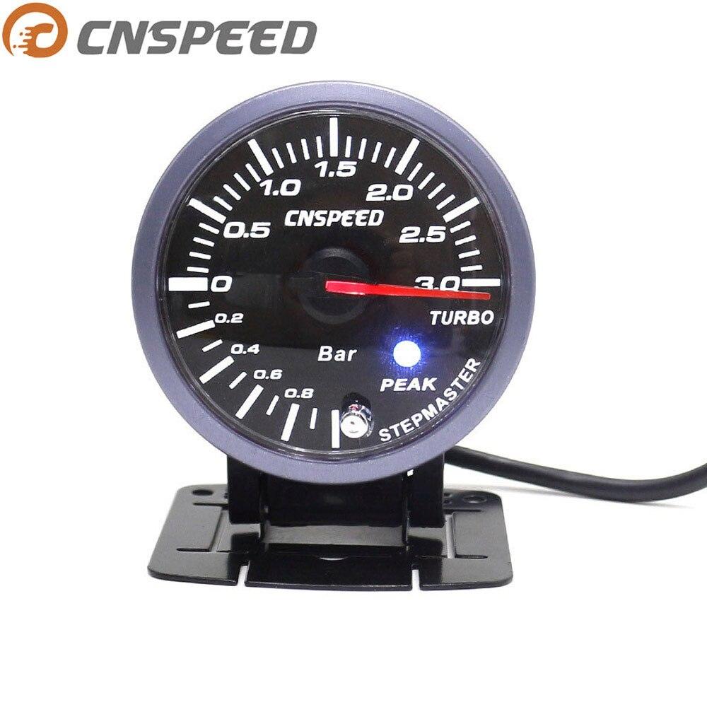 Датчик давления CNSPEED, 3 бар, 60 мм, 2,5 дюйма, YC101410