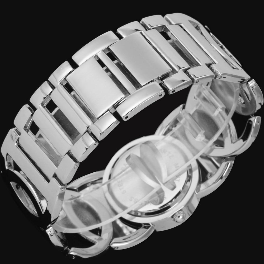 G & D merk dameshorloges 2017 gouden luxe armband horloge damesmode - Dameshorloges - Foto 4