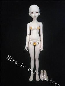 Image 3 - BJD 1/4ตุ๊กตา Cellineตุ๊กตาดวงตาฟรี