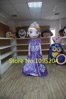 Gorąca Sprzedaż Nowy Projekt Dorosłych Maskotki Kostium Dorosłych Sofia Princess Sofia Pierwsza Maskotka Kostium