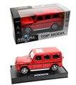 Children's toy car model Mercedes car light off-road vehicles G65 simulation models 1:32 boomerang alloy