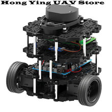 DIY open source robot car kit automatic navigation SLAM trolley Turtlebot3-Burger Pi3 XL430 motor OpenCR controller robot toy(China)