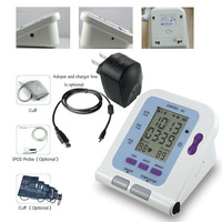 New CE FDA Digital Blood Pressure Monitor USB Software CD Included CONTEC08C BP Monitor, Tensiometer