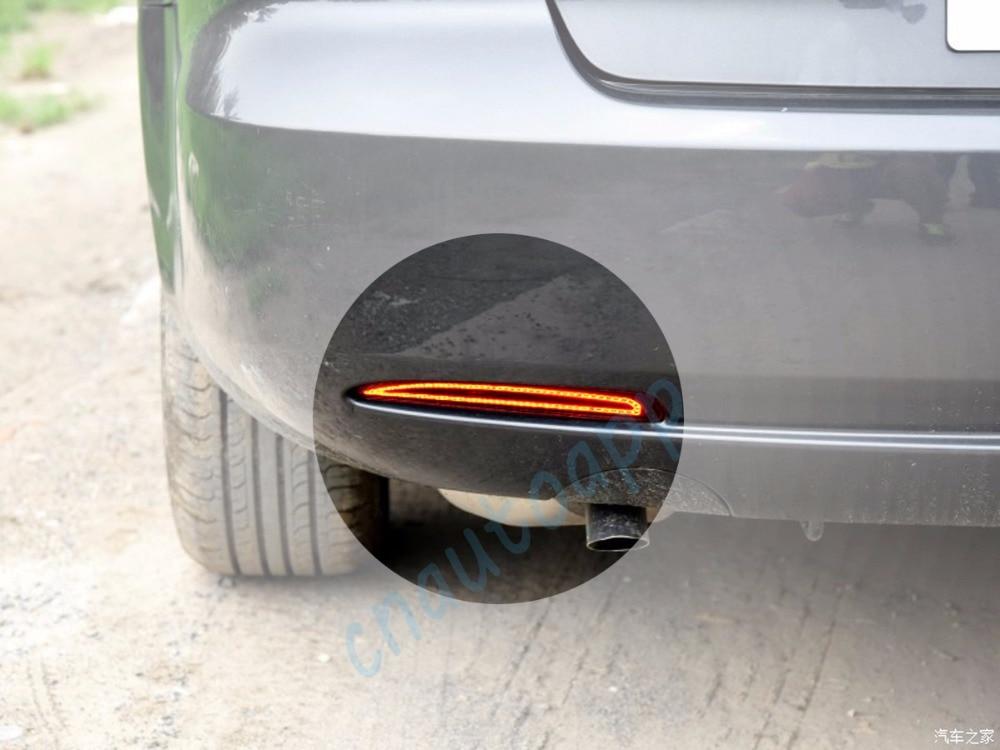 LED հետևի բամպեր նախազգուշացնող - Ավտոմեքենայի լույսեր - Լուսանկար 3