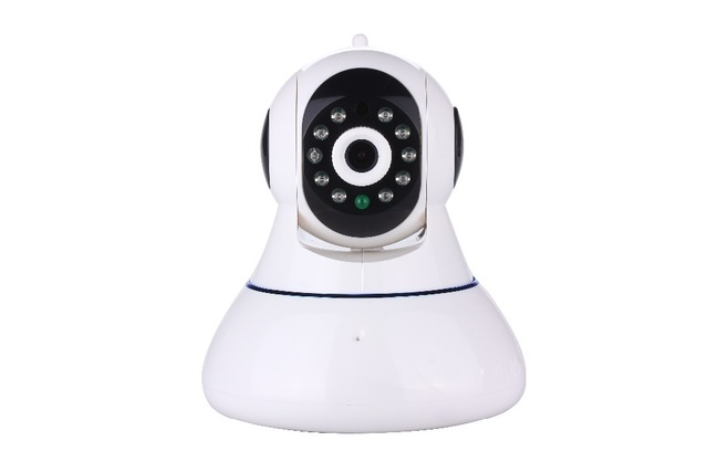 2016 NEW  GSM Alarm & IP Network Camera with Wireless PIR & Door Sensor Alarming Alert System