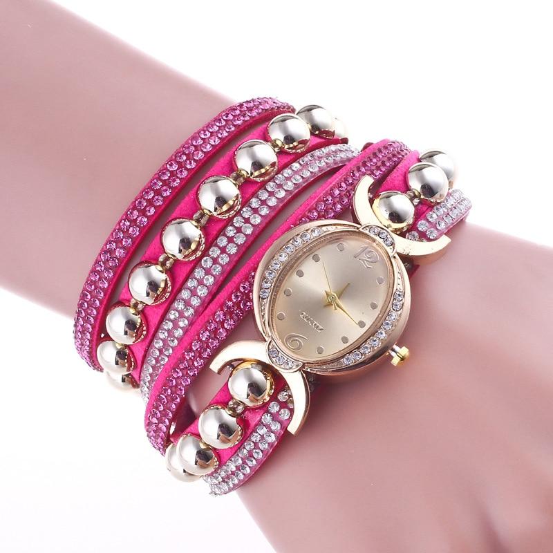 Bracelet XLW005 colorful knit Fashion 2018 Watches
