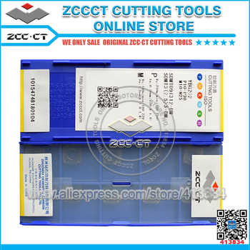 ZCCCT cutting tools milling inserts and tool parts 1 pack