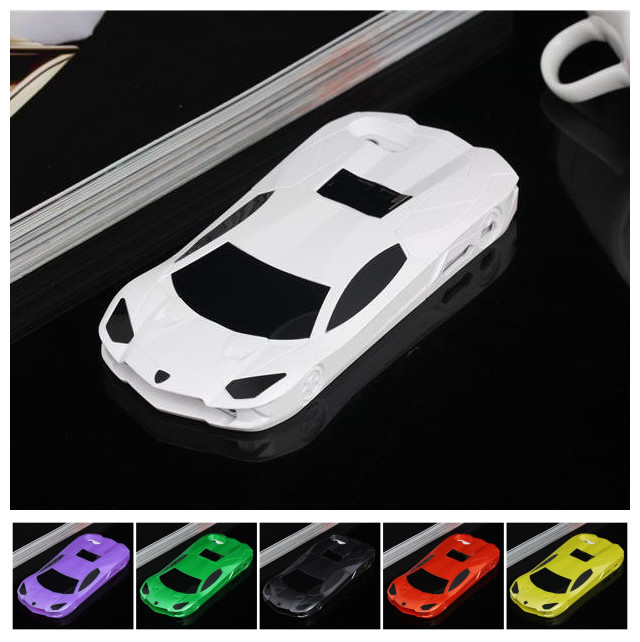 3D Fashion Hard Case For Apple iphone 5 / 5S / SE / 6 / 6S /6 Plus /6S Plus 6+ Sport Racing Car Design Protective Case Cover