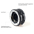 Cm-me-afmm commlite automático af macro set tubo de extensión para micro m4/3 de montaje para cámara olympus lente