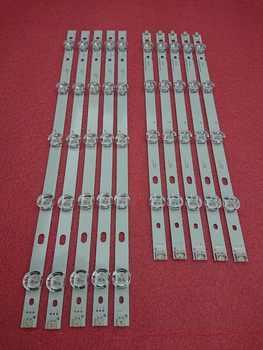5set=50 PCS LED backlight strip for LG 42ln5460 42ln5300 42LN5750 innotek POLA2.0 42 inch A B POLA 2.0 42 - DISCOUNT ITEM  13 OFF Consumer Electronics