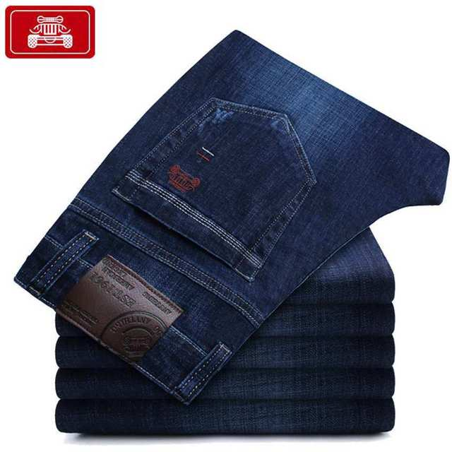 Top marca blue Jeans Hombres Motorista Representan más el tamaño Masculina Pantalones Vaqueros Hombre Homme Jean denim Angustiado 248