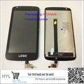 Original preto touch screen glass digitador display lcd para htc desire 326 326g d326 frete grátis