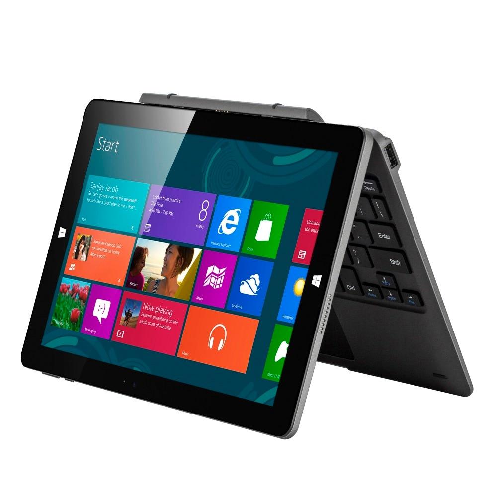 Aoson 10.1 pouce Tablet Windows10 Quad Core Cerise Sentier Z8350 jusqu'à 1.9 hz RAM 4g ROM 64g IPS Double Caméra OTG avec clavier