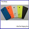 Original New Mobile Phone Case de proteção Shell para Nokia Lumia 630 habitação Case capa voltar bateria porta + bottons colaterais + logotipo