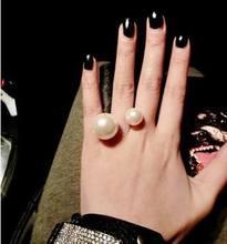 R36 sortijas bagues aneis perlas marca bijoux joias acessorios atacado aneis anillos para mujeres