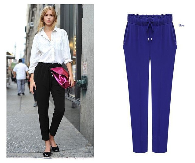 aliexpress : buy 6xl plus size women pants clothing pants