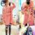 2017 Nuevo Estilo de Primavera y Otoño de Las Mujeres Conjuntos de Pijamas ropa de Noche de Otoño Pijamas niñas Homewear ropa de noche del Camisón De Las Mujeres