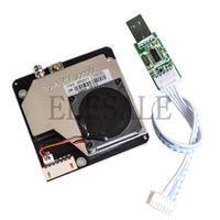 DIY PM Sensor SDS011 High Precision Laser PM2 5 Air Quality Detection Sensor Module Super Dust