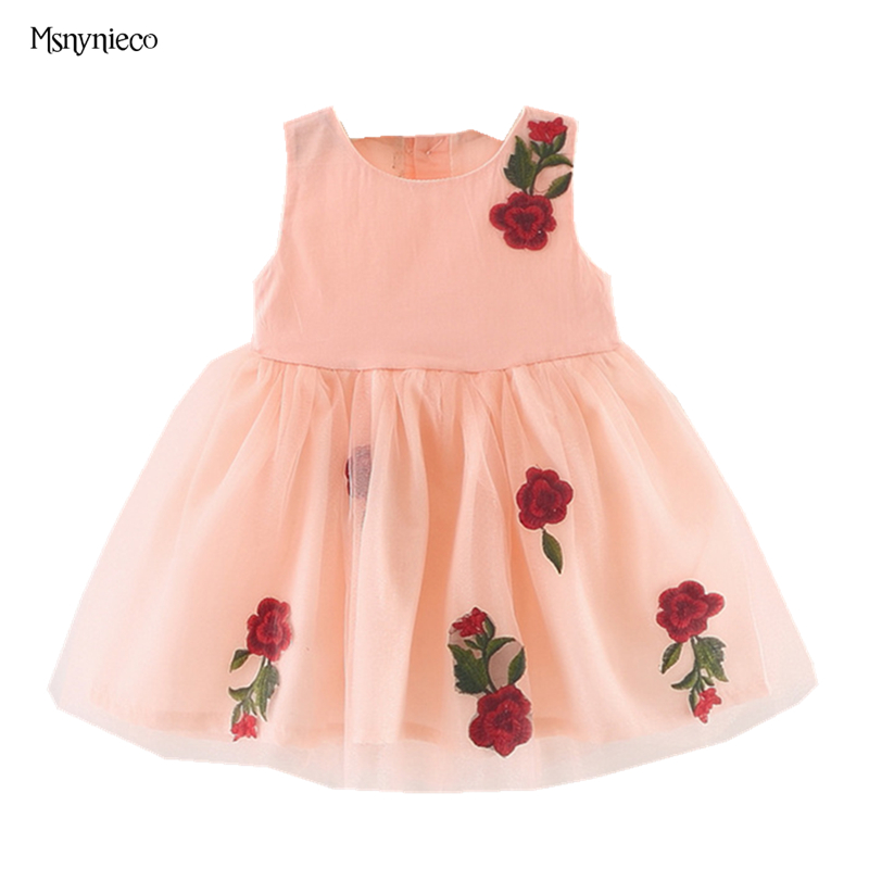 Summer Baby Girl Dress 2017 New Princess Sofia Dress Baby ...