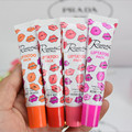 Hot Korea 6-color magic color lip gloss lasting waterproof do not fade fruit flavor lip gloss can tear for women S539