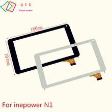 Черный Белый для Finepower N1 E1 E2 E3 E4 E5 A1 A3 B3 емкостный сенсорный экран панель Ремонт Запасные части