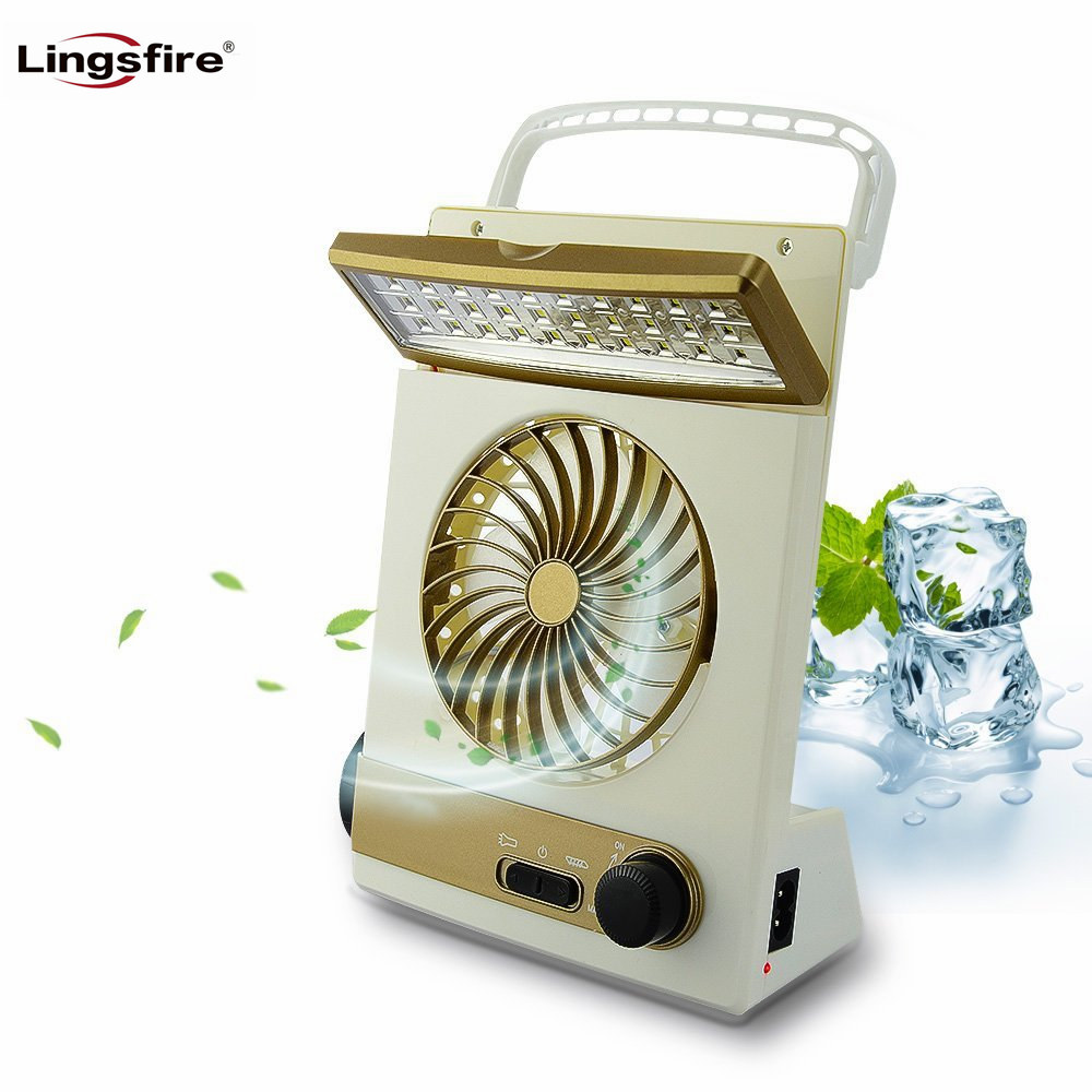 Portable Fan 3 in 1 Multi-function Mini Fan LED Table Lamp Flashlight Solar Light for Home Camping Solar Fan for Outdoor new multifunction rechargeable led camping light lanterns solar powered fan outdoor portable lanterns solar tent light lam lamp