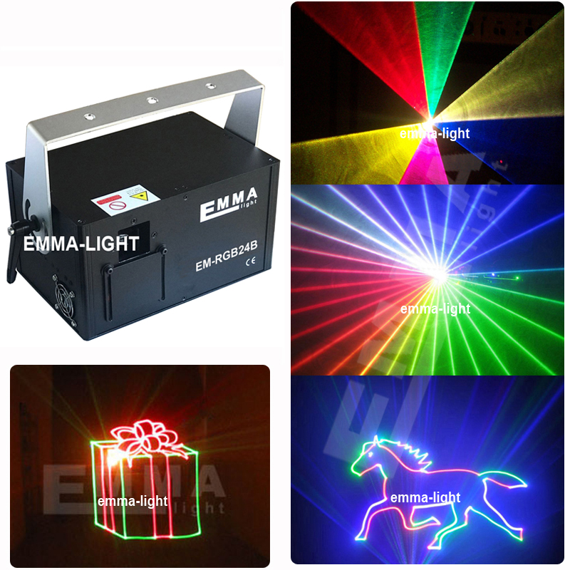 1.5 W Rgb Laser 3d Animatie Scanner Projector Ilda Dmx Dans Bar Xmas Party Disco Dj Effect Licht Podium Verlichting Tonen Systeem