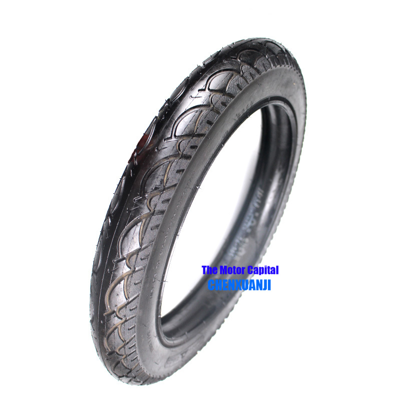 8*3.0 Off-road tire monowheel 18 inch tyre High quality 18x3.0 76-355 tyre inner tube fits for Electric vehicle image