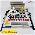 PDR paintless dent repair auto body repair tools kit 63pcs per kit PDR-133