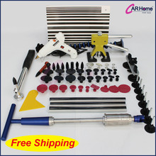 DR paintless dent repair auto body tools kit 63pcs per PDR-133